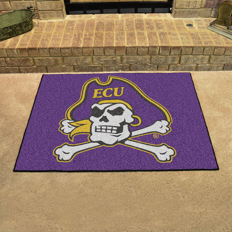 East Carolina Pirates ALL STAR 34 x 45 Floor Mat