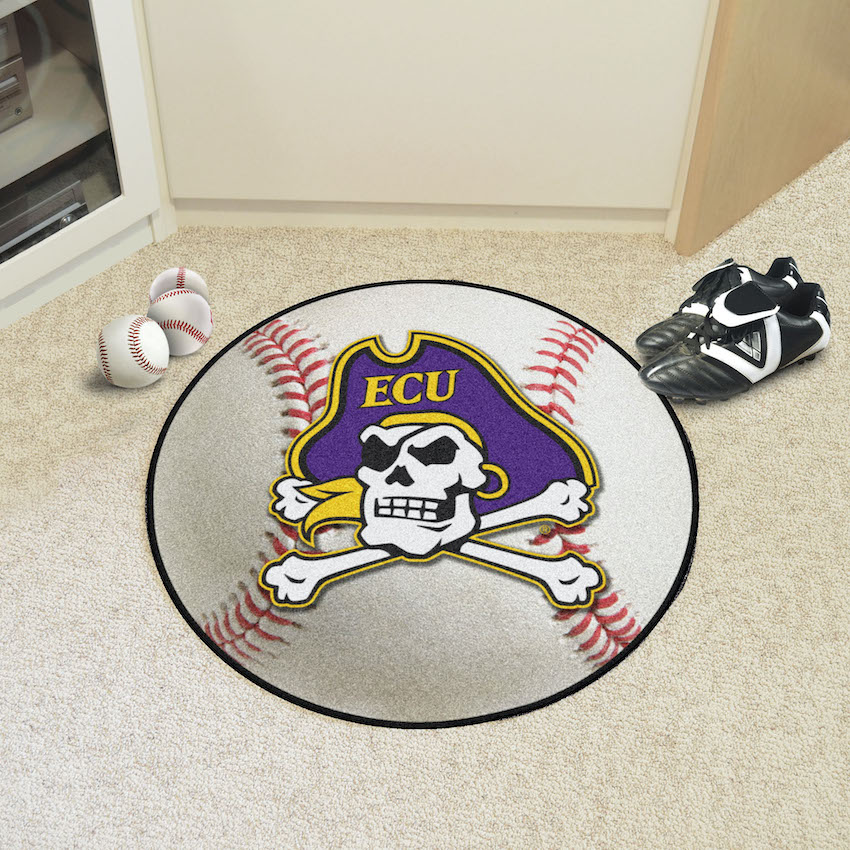 East Carolina Pirates BASEBALL Mat