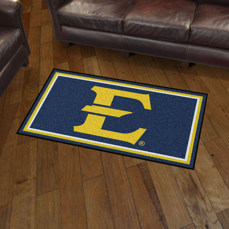 East Tennessee State Buccaneers 3x5 Area Rug