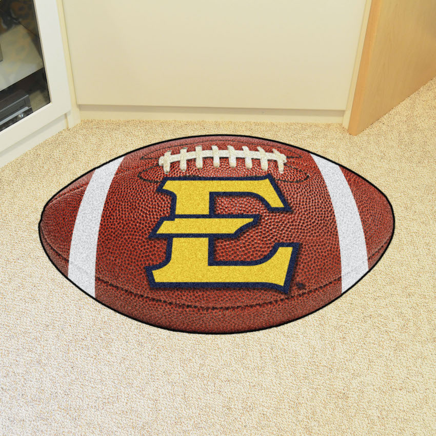 East Tennessee State Buccaneers 22 x 35 FOOTBALL Mat