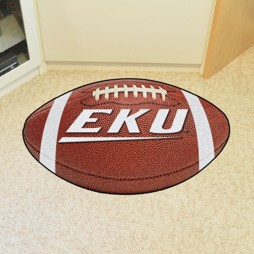 Eastern Kentucky Colonels 22 x 35 FOOTBALL Mat