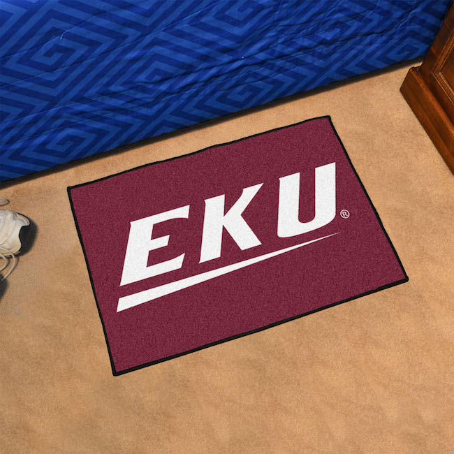 Eastern Kentucky Colonels 20 x 30 STARTER Floor Mat