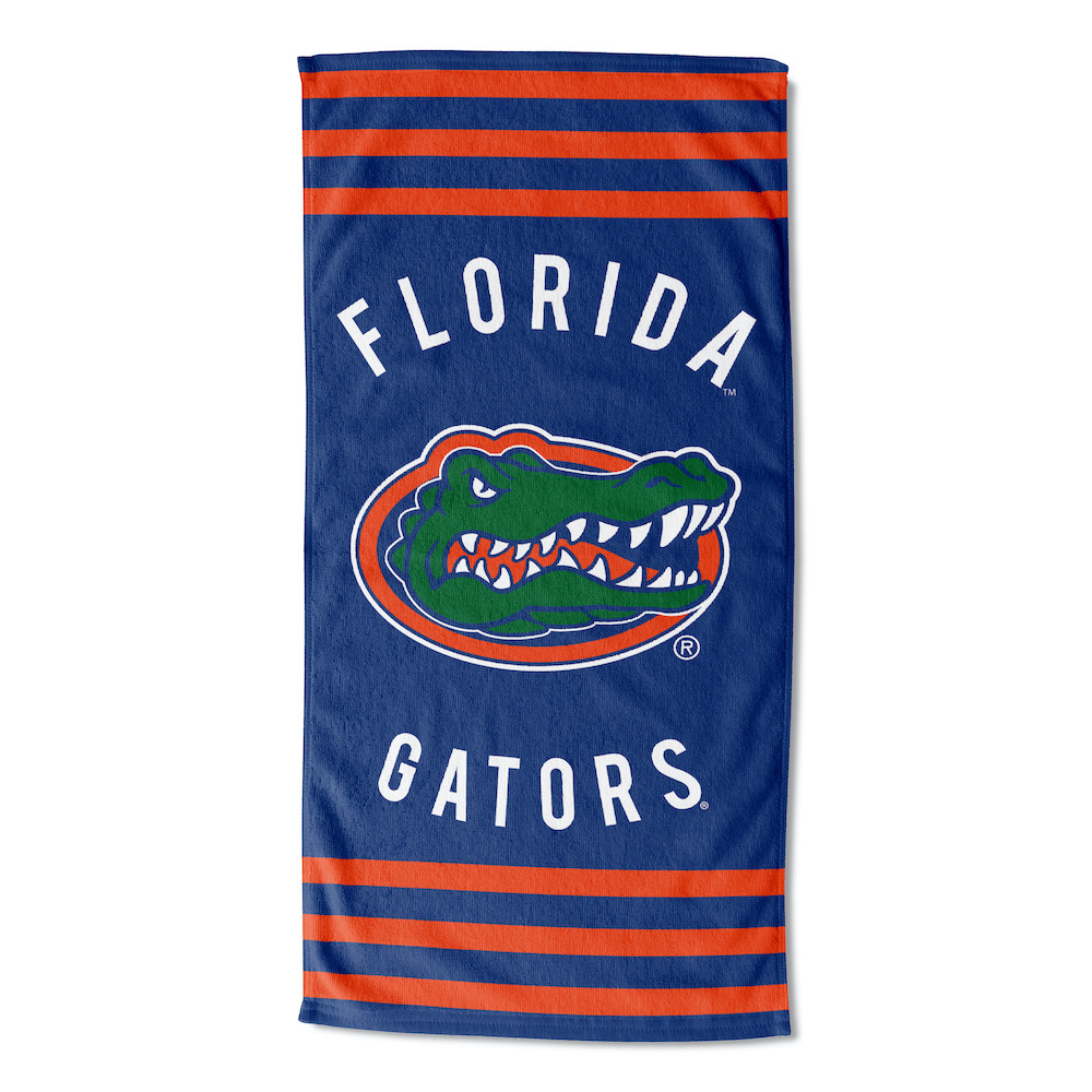 Florida Gators Beach Towel At Khc