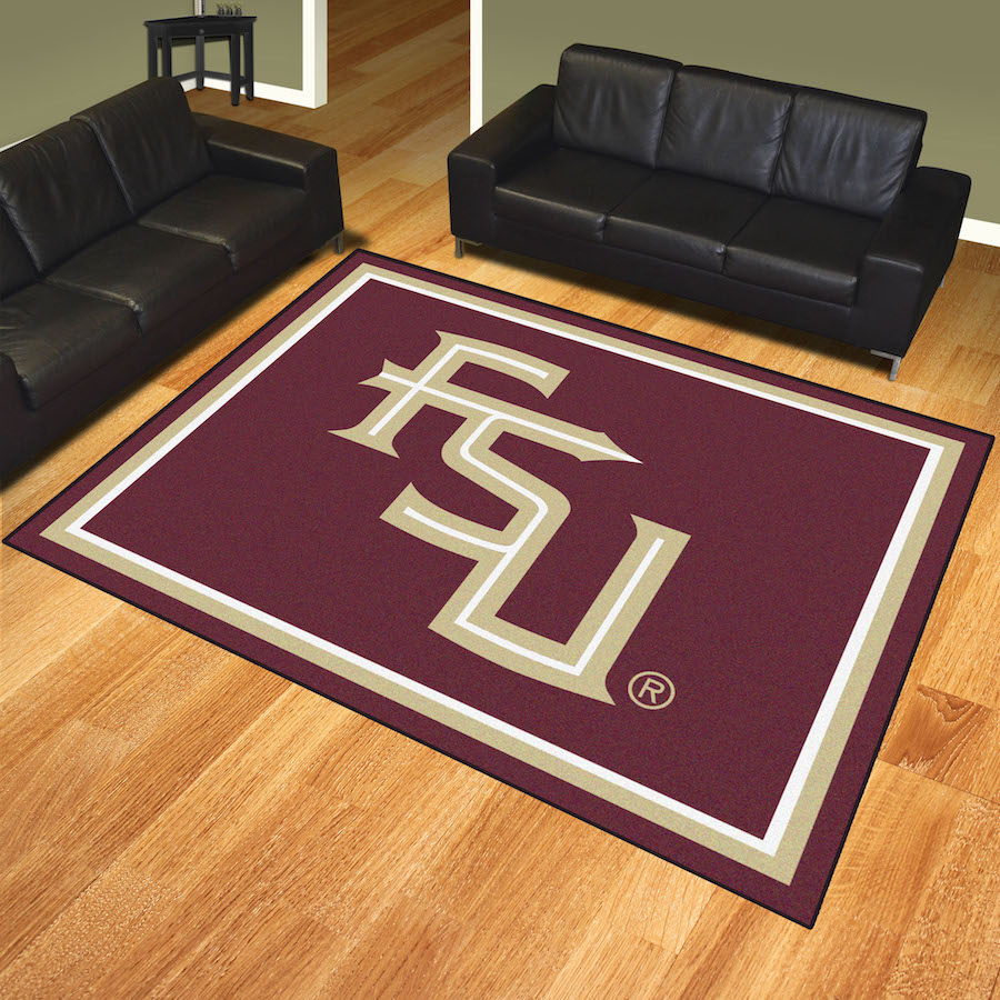 Florida State Seminoles Ultra Plush 8x10 Area Rug