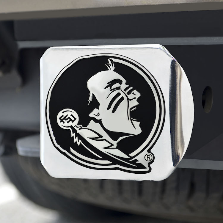 Florida State Seminoles Trailer Hitch Cover