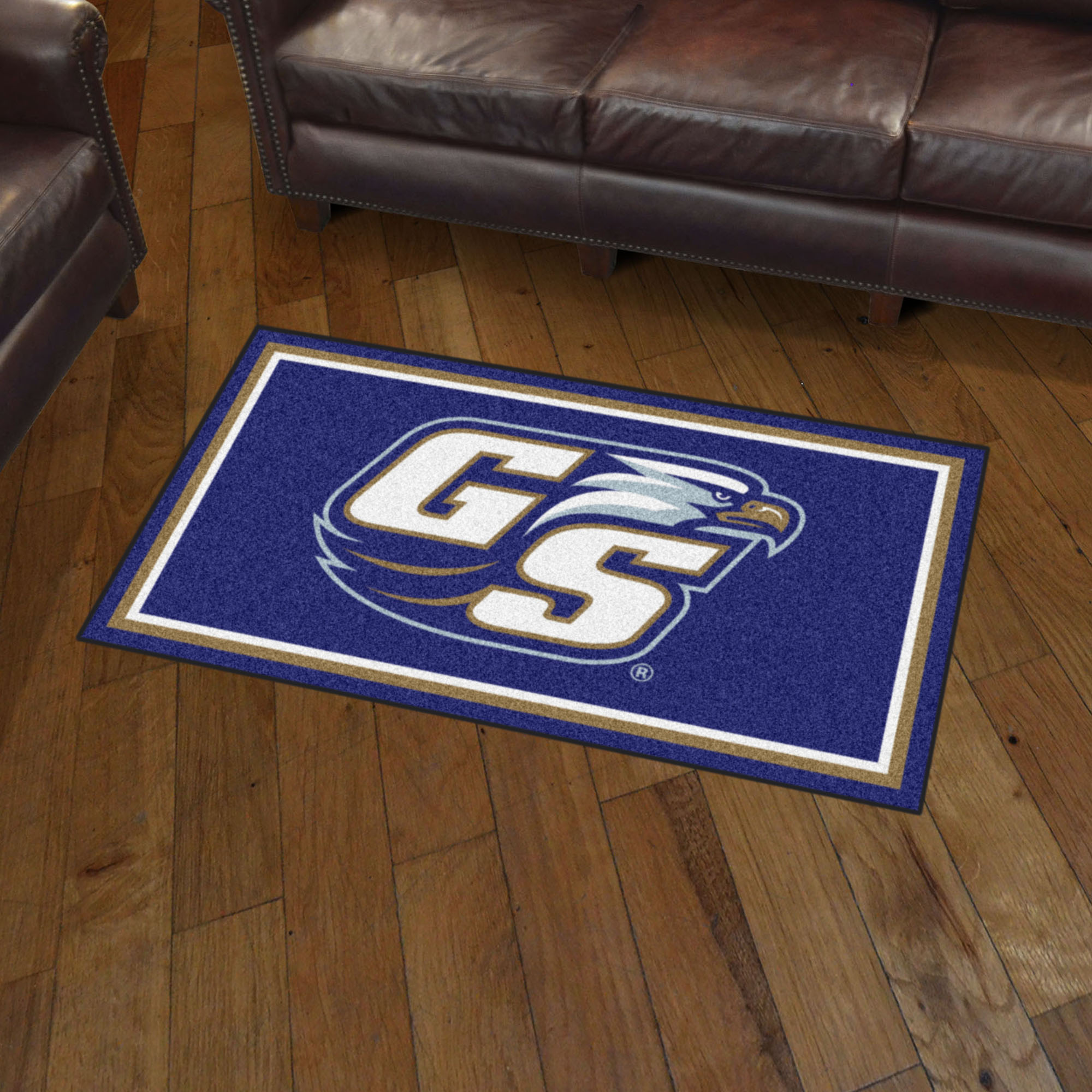 Georgia Southern Eagles 3x5 Area Rug