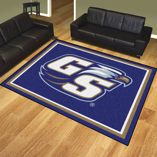 Georgia Southern Eagles Ultra Plush 8x10 Area Rug