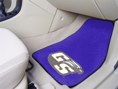 Georgia Southern Eagles Car Floor Mats 18 x 27 Carpeted-Pair