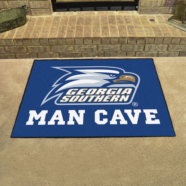 Georgia Southern Eagles ALL STAR 34 x 45 MAN CAVE Floor Mat