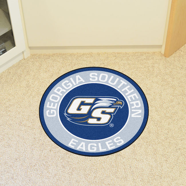 Georgia Southern Eagles Roundel Mat