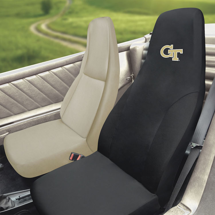 Georgia Tech Yellow Jackets Seat Cover