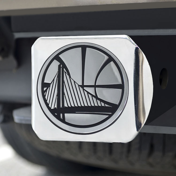 Golden State Warriors Trailer Hitch Cover