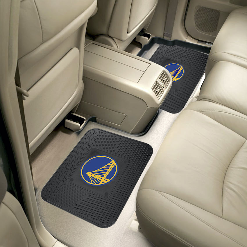 Golden State Warriors Small Utility Mat (Set of 2)