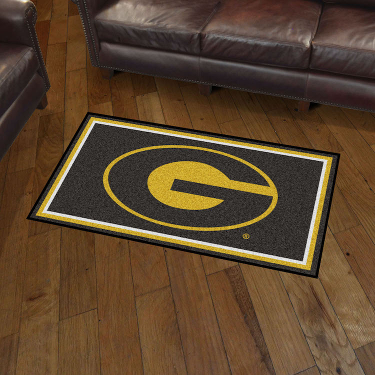 Grambling State Tigers 3x5 Area Rug