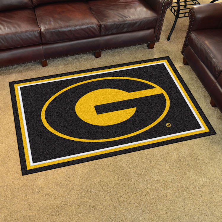 Grambling State Tigers 4x6 Area Rug