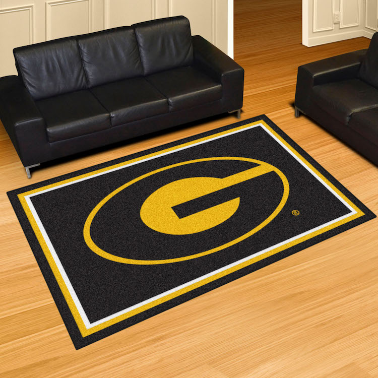 Grambling State Tigers 5x8 Area Rug