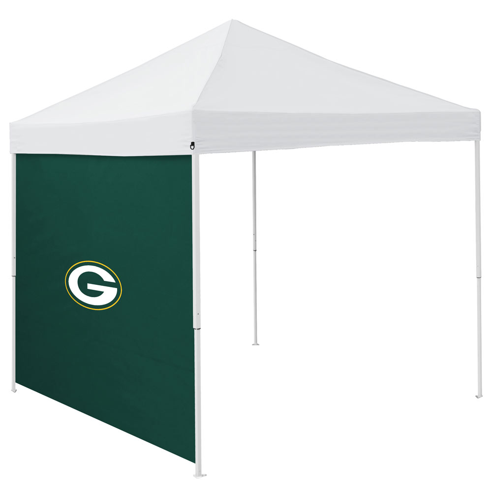 Green Bay Packers Tailgate Canopy Side Panel