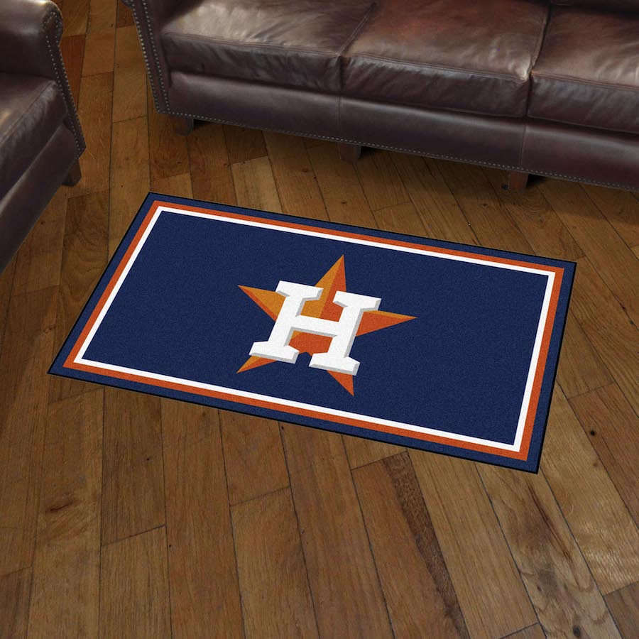 Houston Astros 3x5 Area Rug