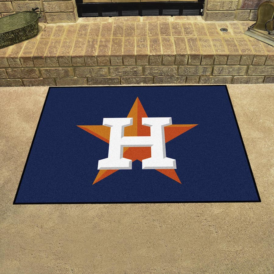 Houston Astros ALL STAR 34 x 45 Floor Mat