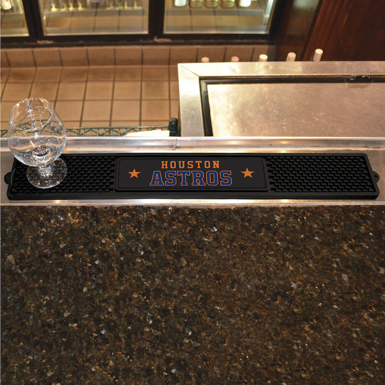 Houston Astros Bar Drink Mat