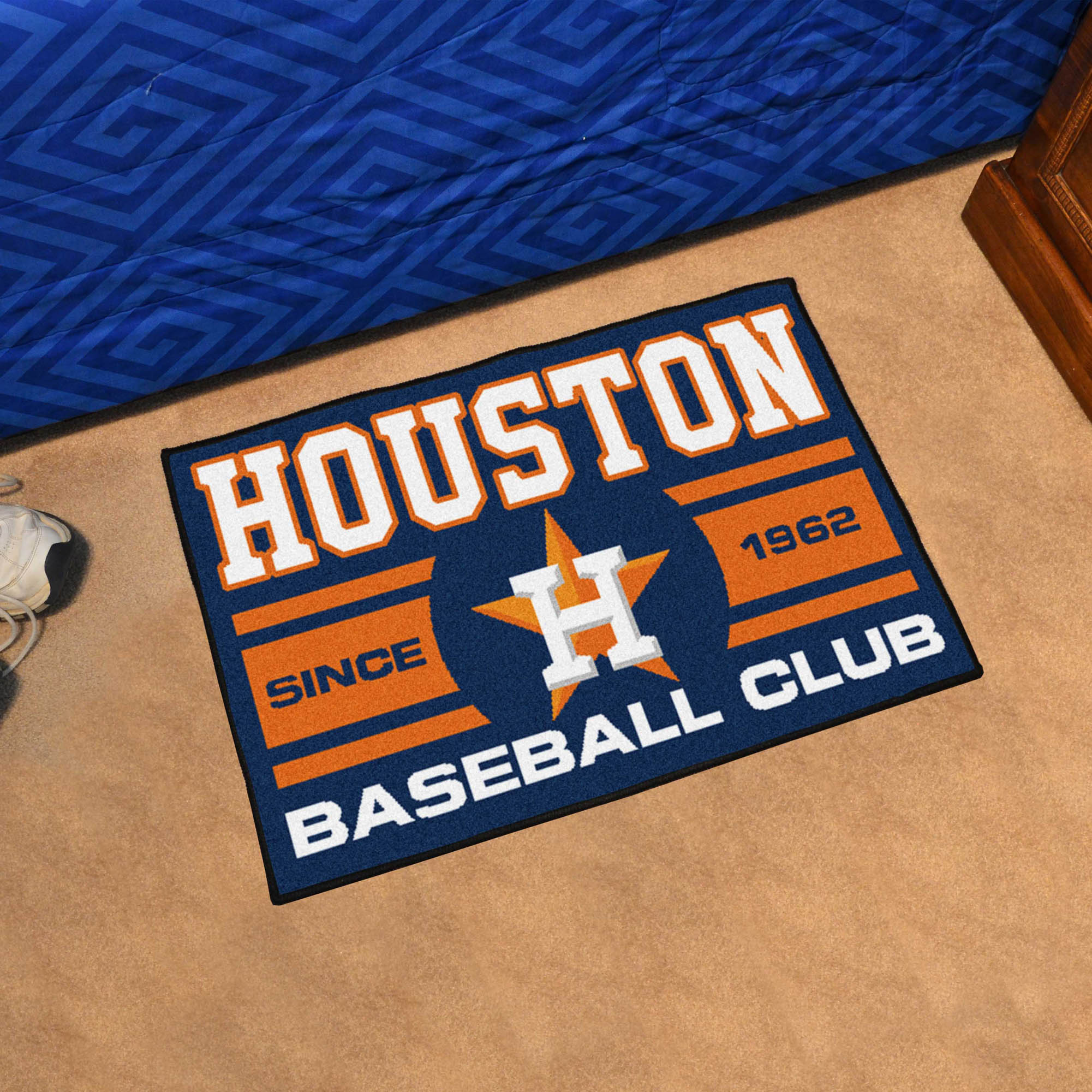 Houston Astros 20 x 30 Uniform STARTER Floor Mat