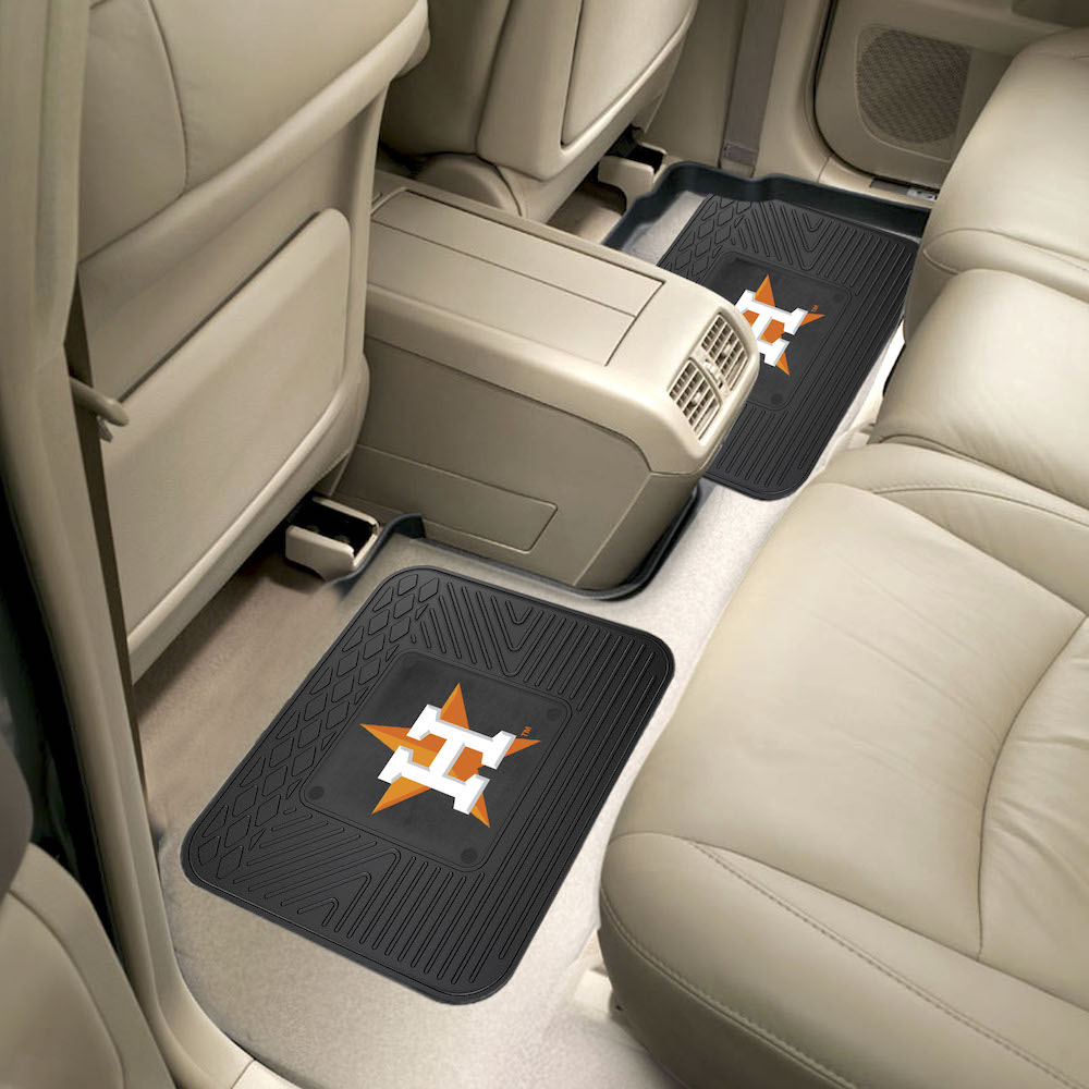 Houston Astros Small Utility Mat (Set of 2)