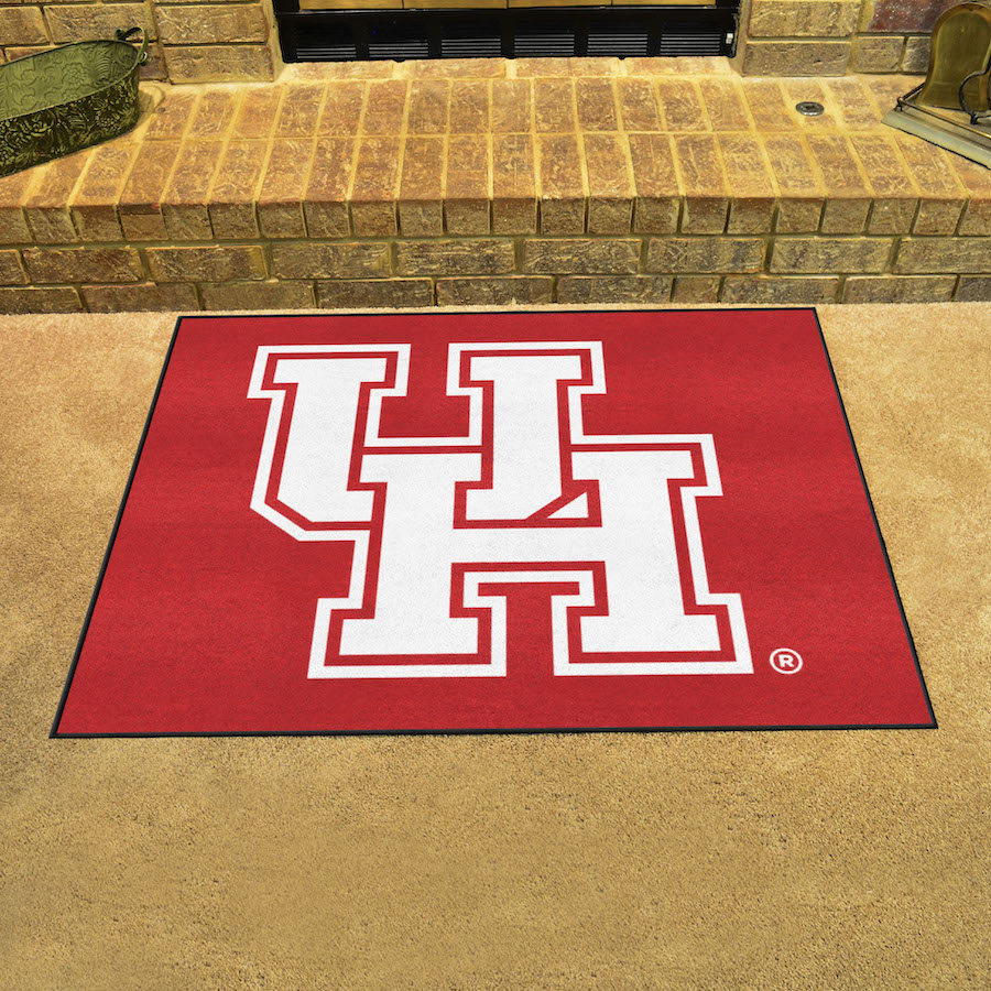 Houston Cougars ALL STAR 34 x 45 Floor Mat