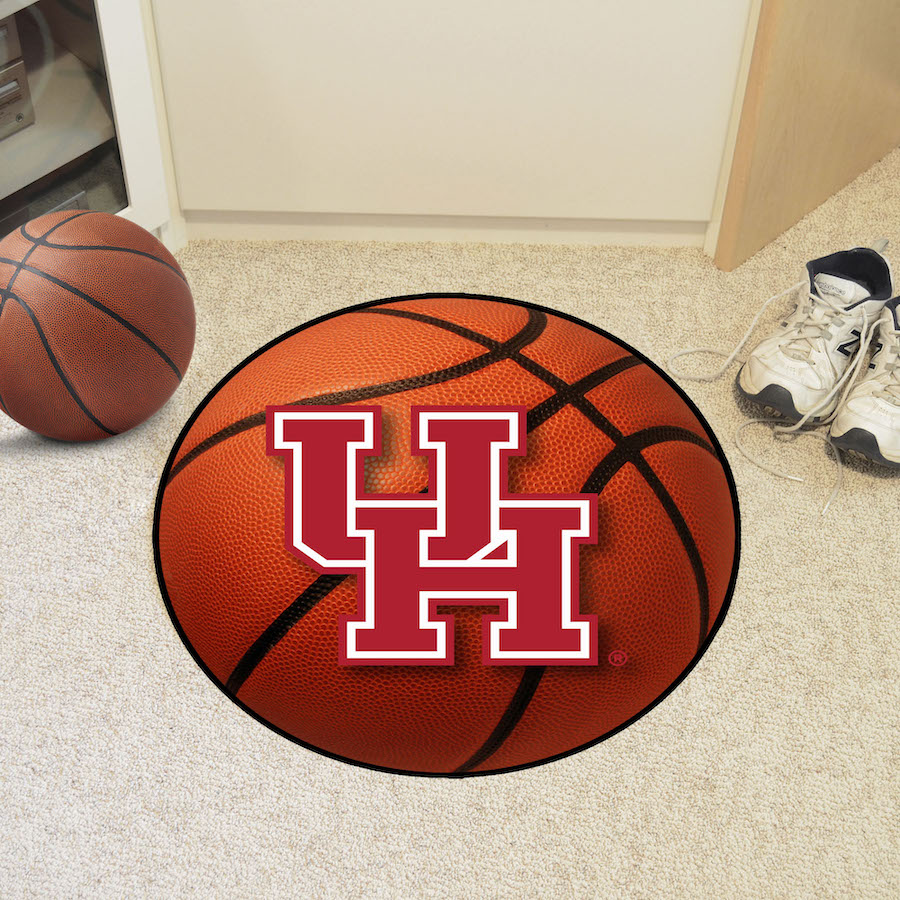 Houston Cougars BASKETBALL Mat