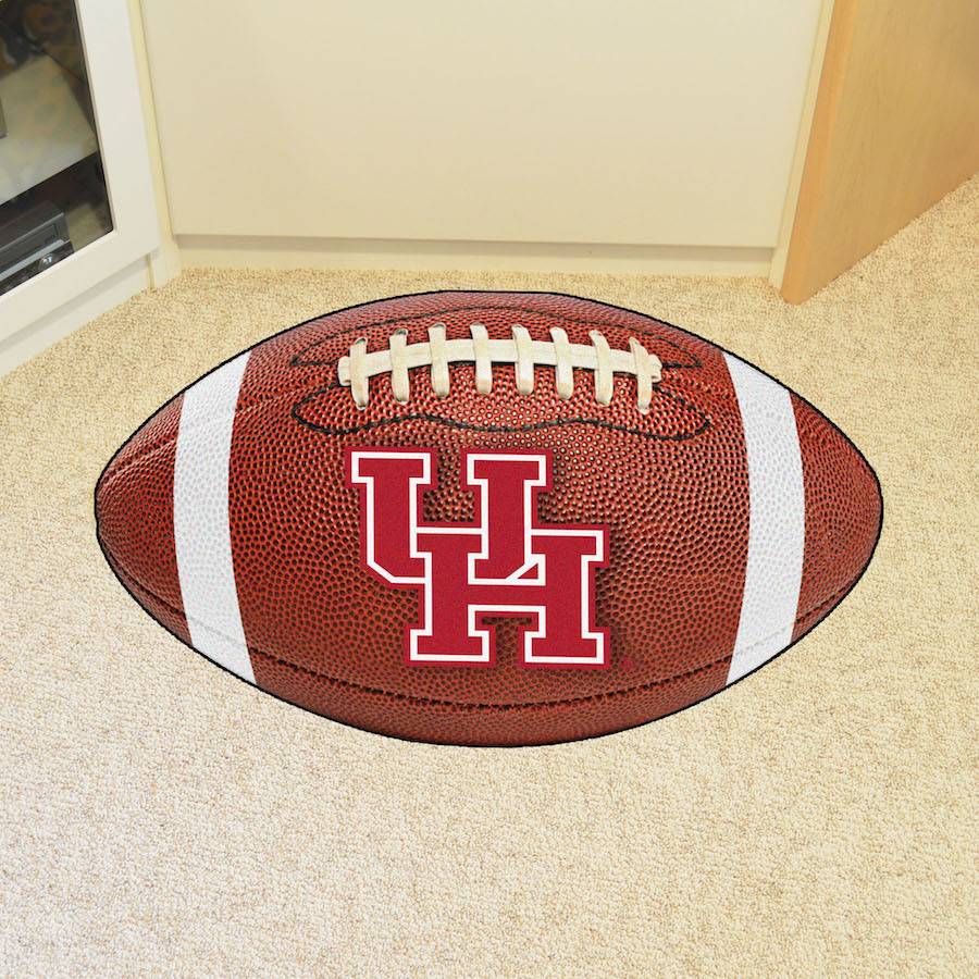Houston Cougars 22 x 35 FOOTBALL Mat