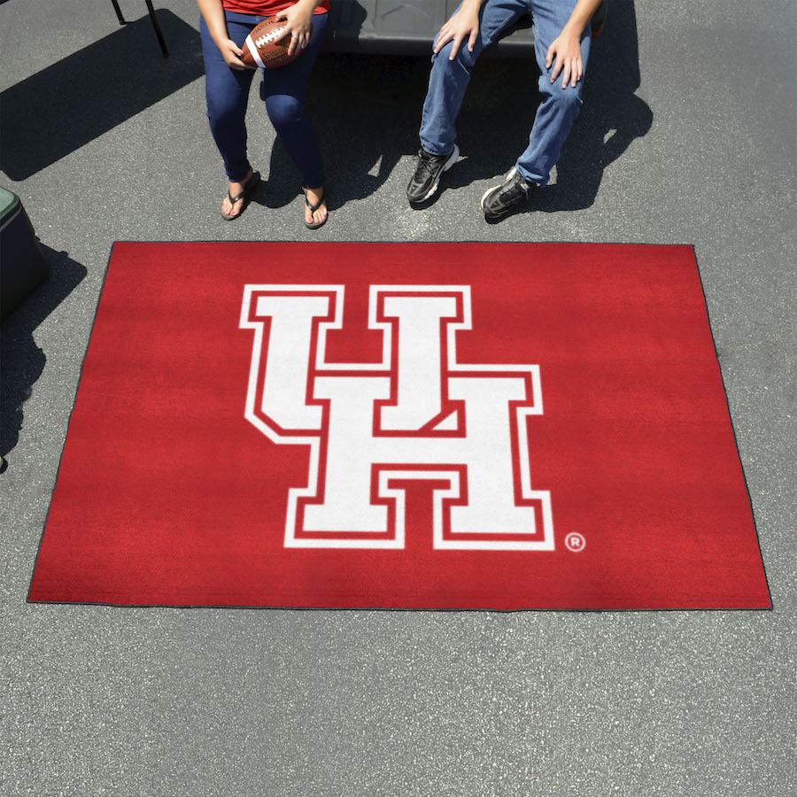Houston Cougars UTILI-MAT 60 x 96 Rug
