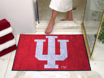 Indiana Hoosiers ALL STAR 34 x 45 Floor Mat