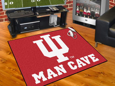 Indiana Hoosiers ALL STAR 34 x 45 MAN CAVE Floor Mat