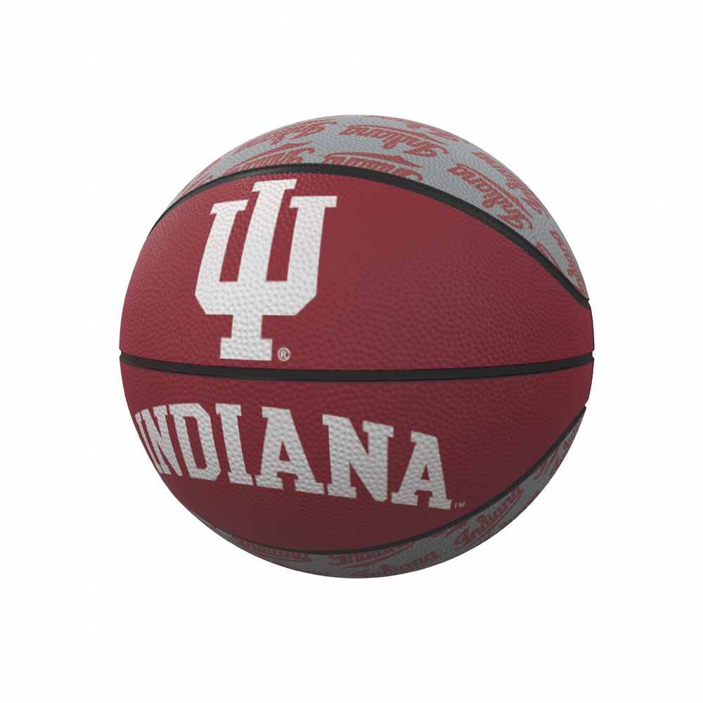 Indiana Hoosiers MINI Size Rubber Basketball