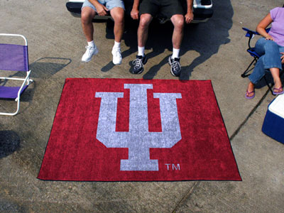 Indiana Hoosiers TAILGATER 60 x 72 Rug