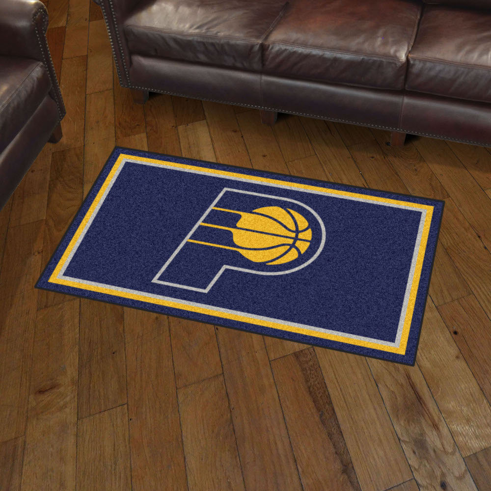 Indiana Pacers 3x5 Area Rug