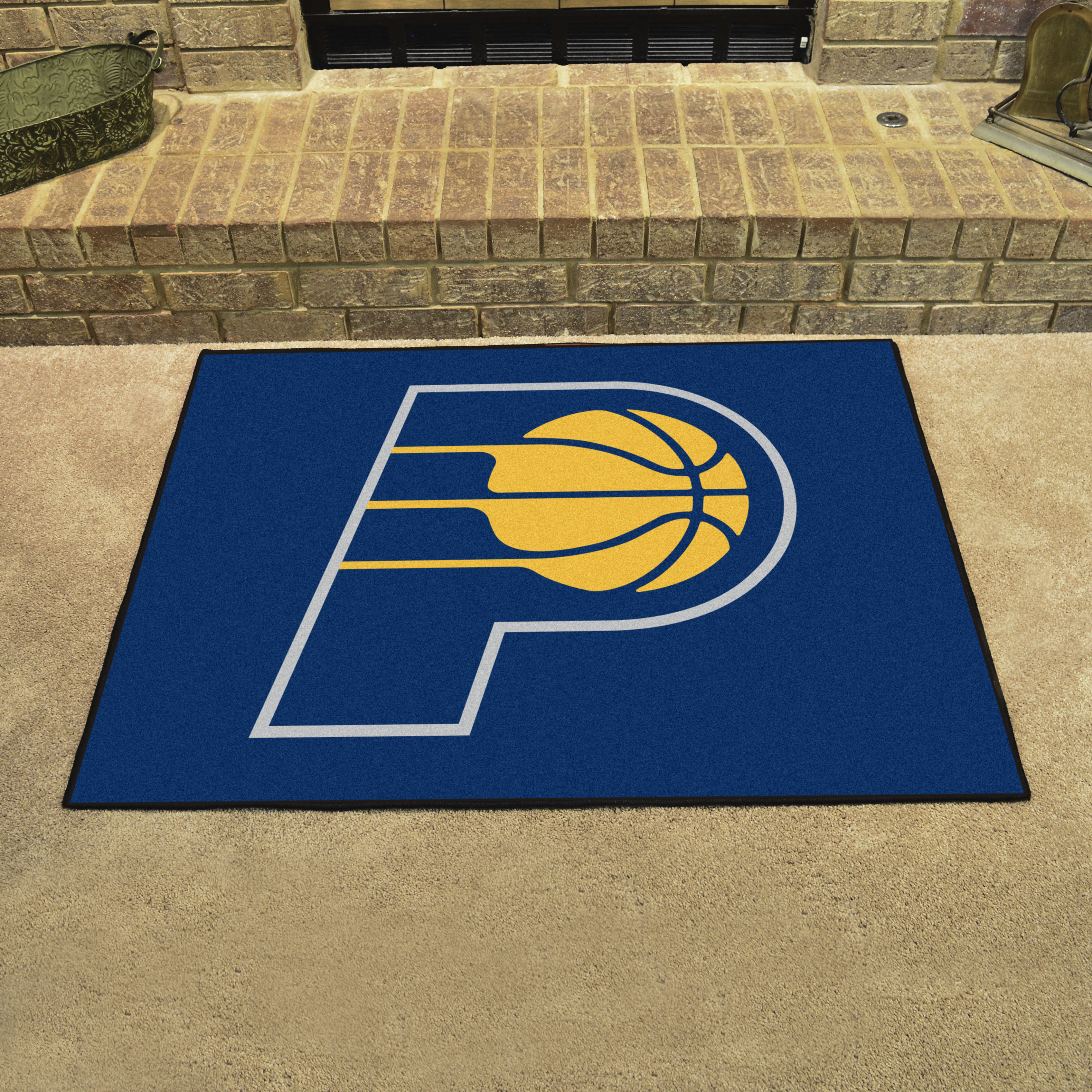 Indiana Pacers ALL STAR 34 x 45 Floor Mat