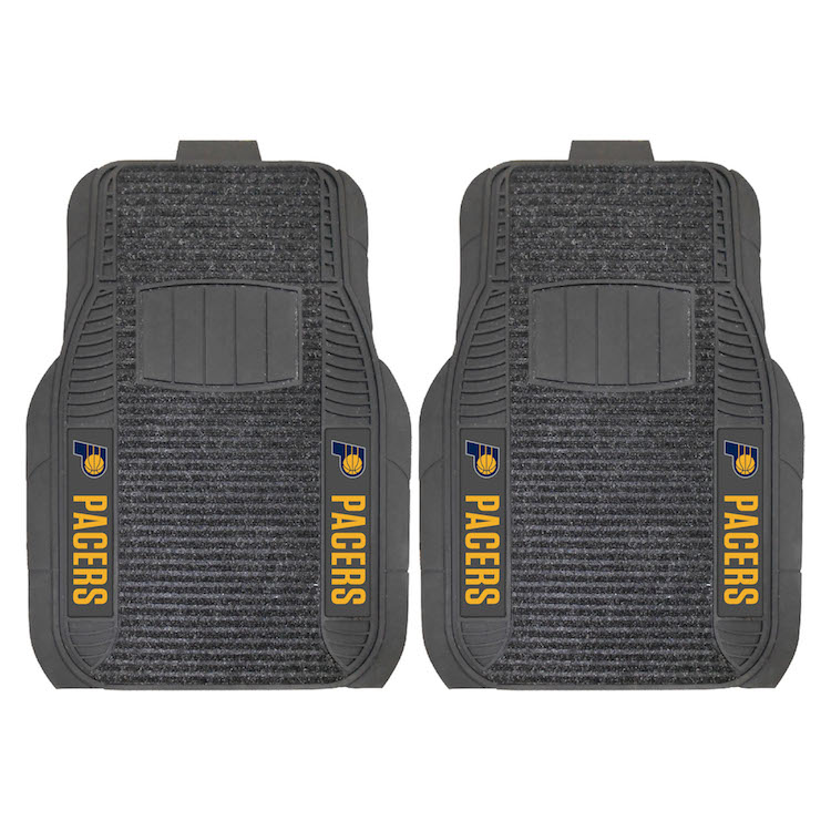 Indiana Pacers Deluxe 20 x 27 Car Floor Mats
