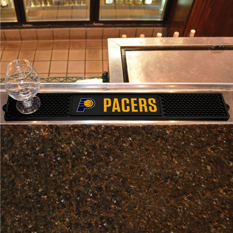 Indiana Pacers Bar Drink Mat