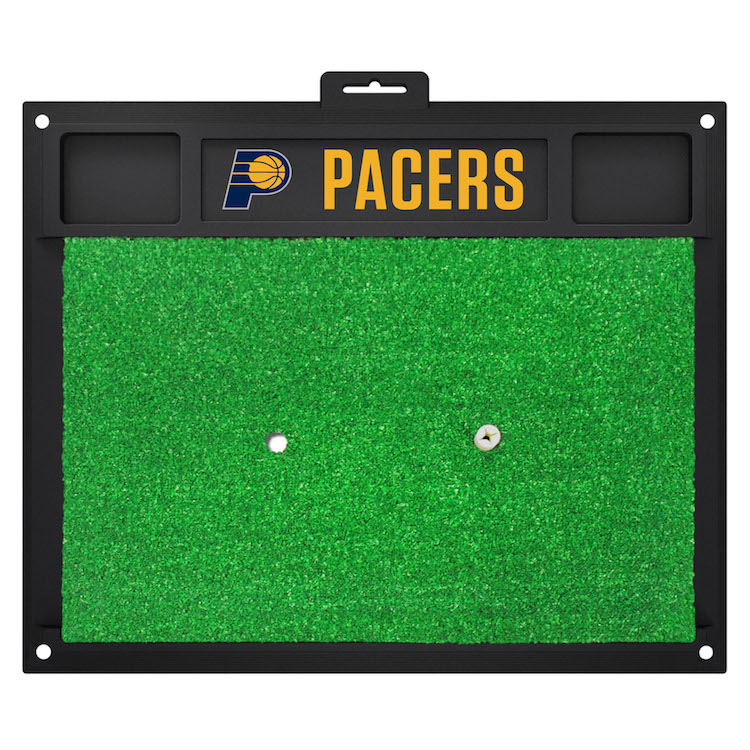 Indiana Pacers Golf Hitting Mat