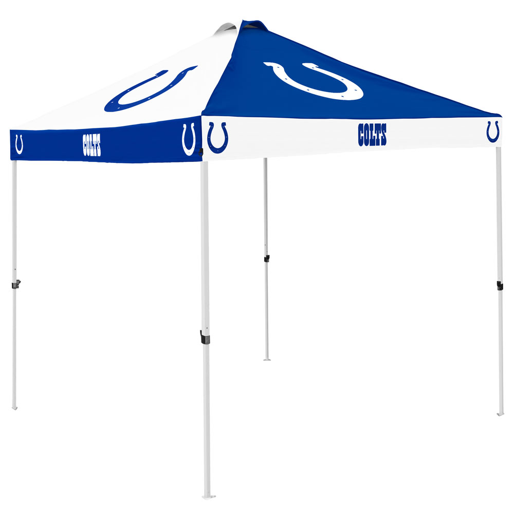 Indianapolis Colts Checkerboard Tailgate Canopy