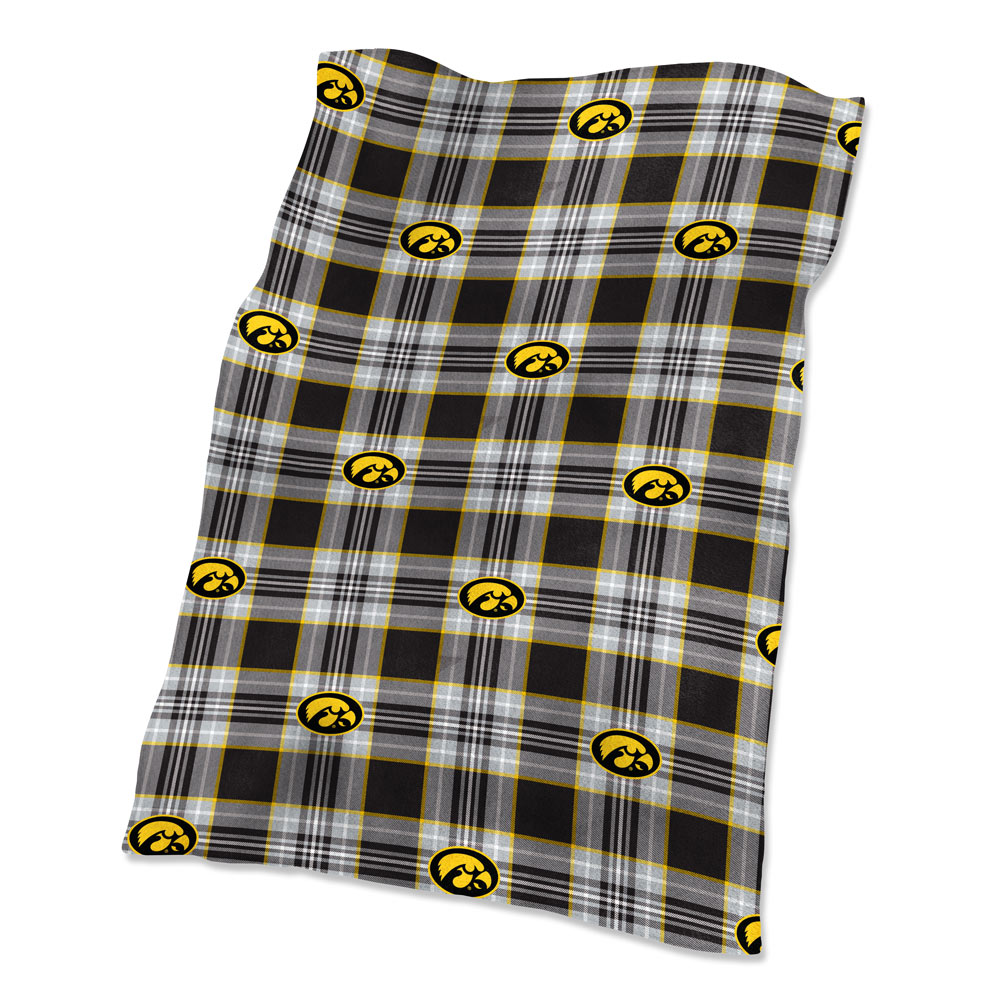 Iowa Hawkeyes Classic XL Blanket