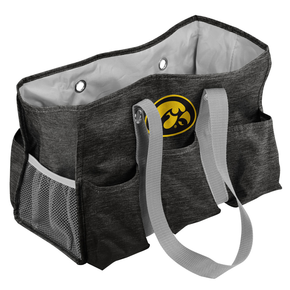 Iowa Hawkeyes Crosshatch Junior Picnic Caddy