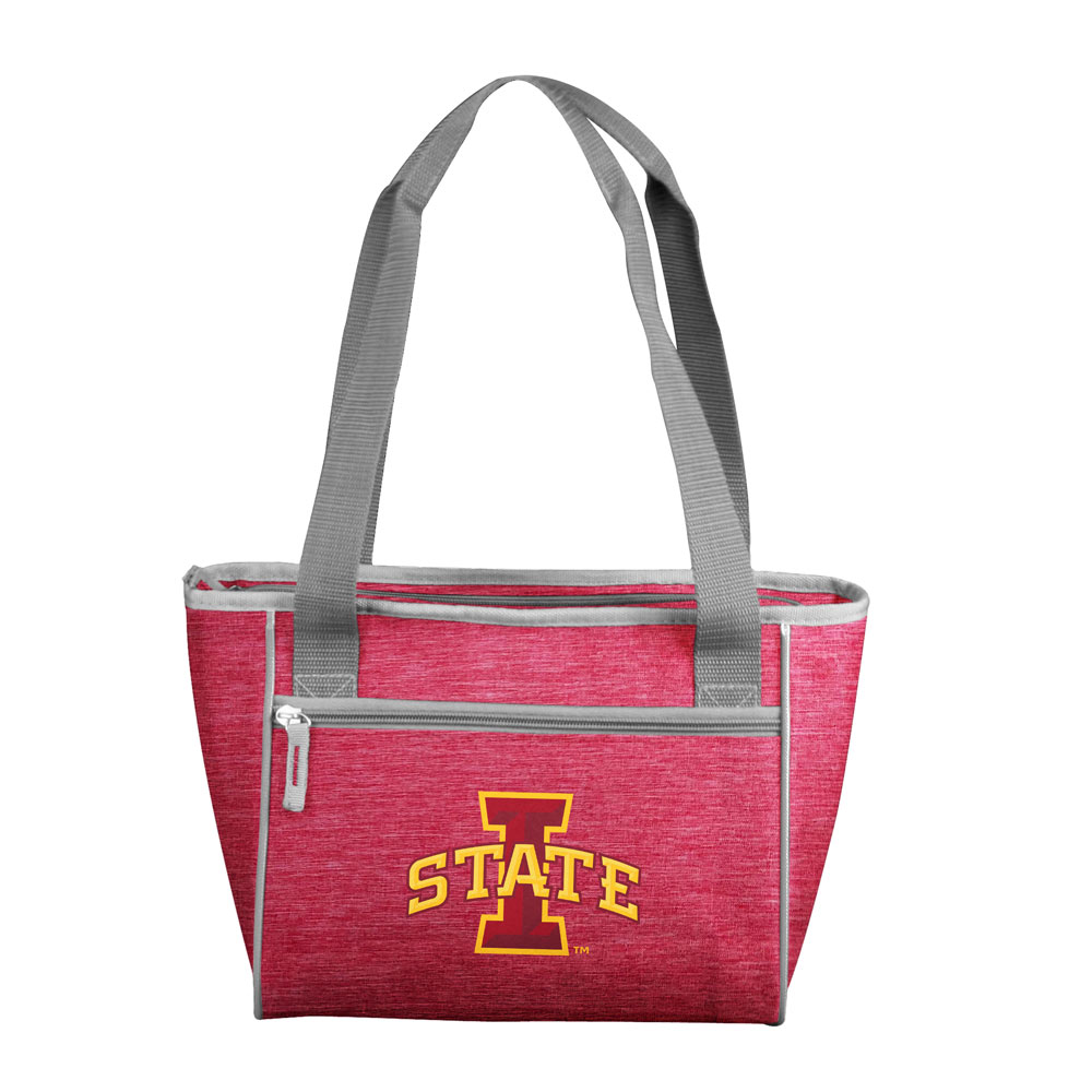 Iowa State Cyclones Crosshatch 16 Can Cooler Tote
