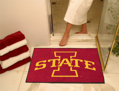 Iowa State Cyclones ALL STAR 34 x 45 Floor Mat