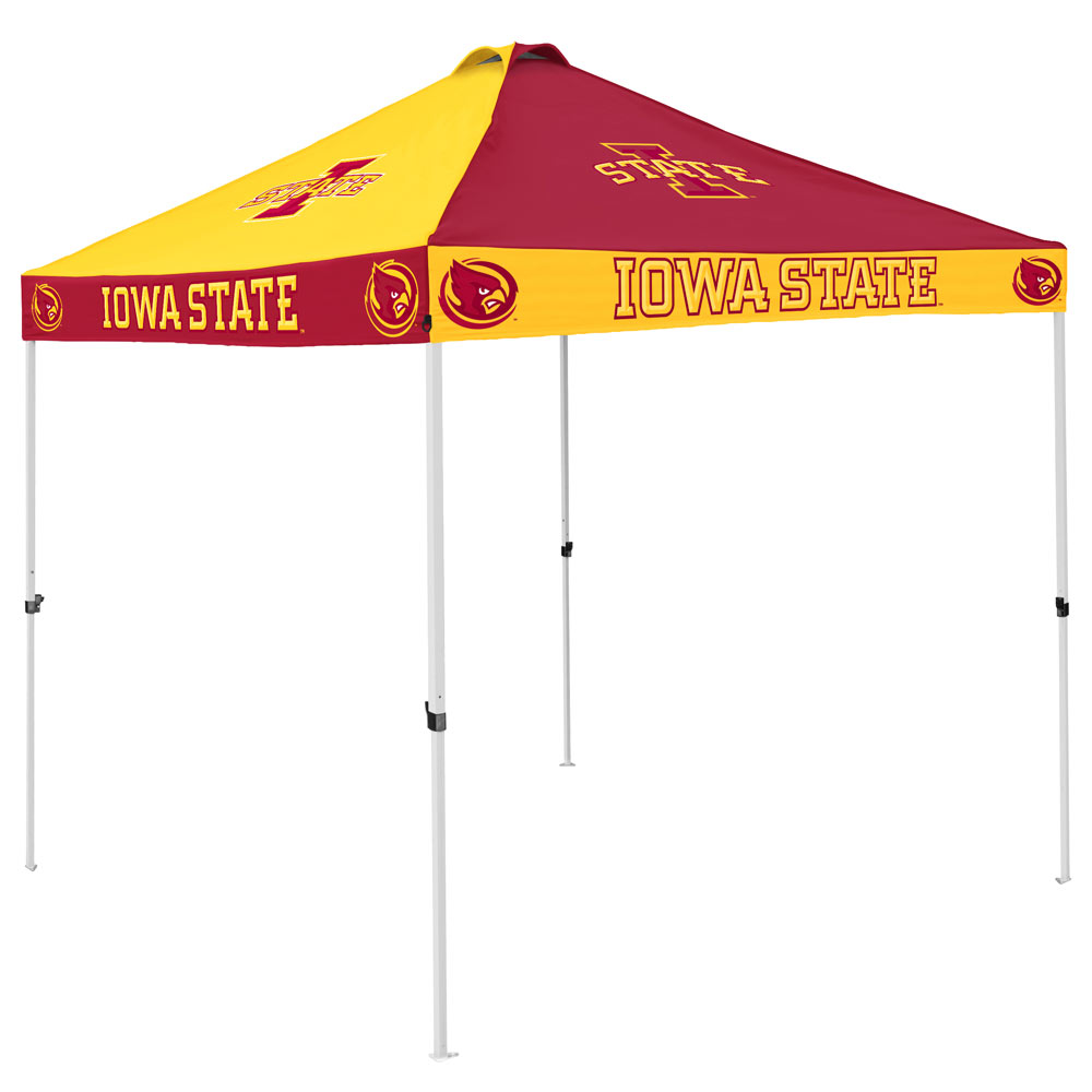 Iowa State Cyclones Checkerboard Tailgate Canopy