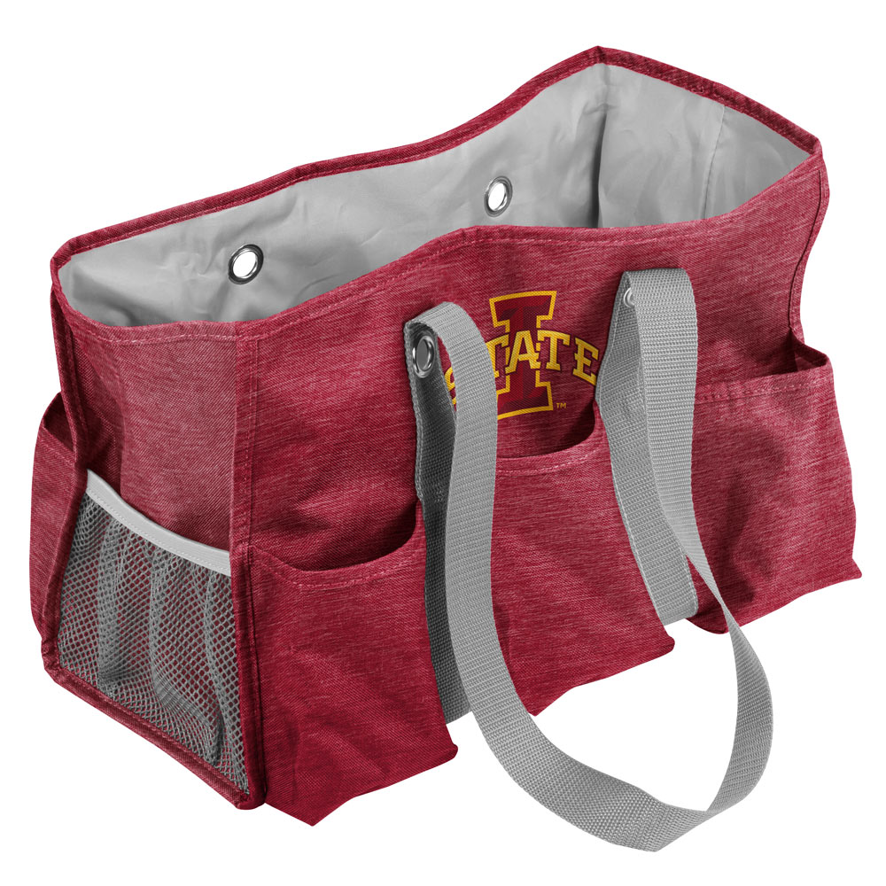 Iowa State Cyclones Crosshatch Junior Picnic Caddy