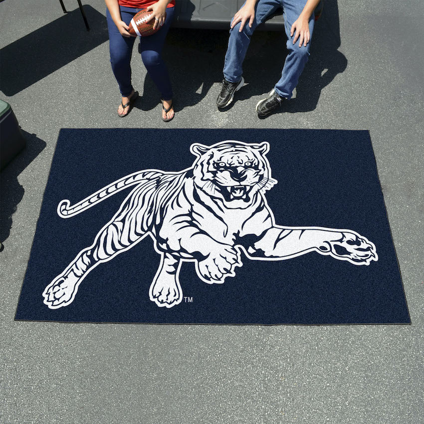 Jackson State Tigers TAILGATER 60 x 72 Rug