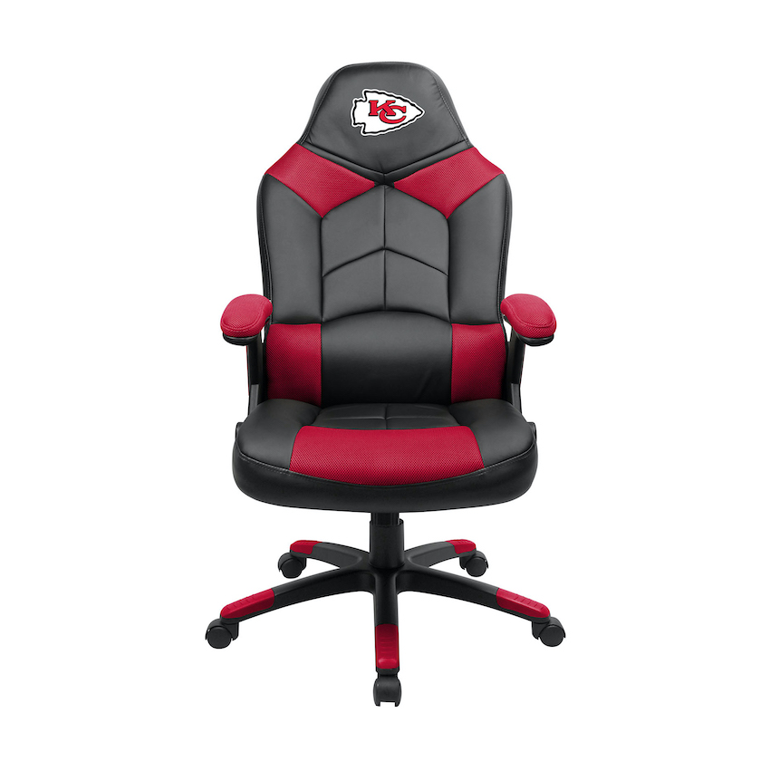 Kansas City Chiefs OVERSIZED Video Gaming Chair