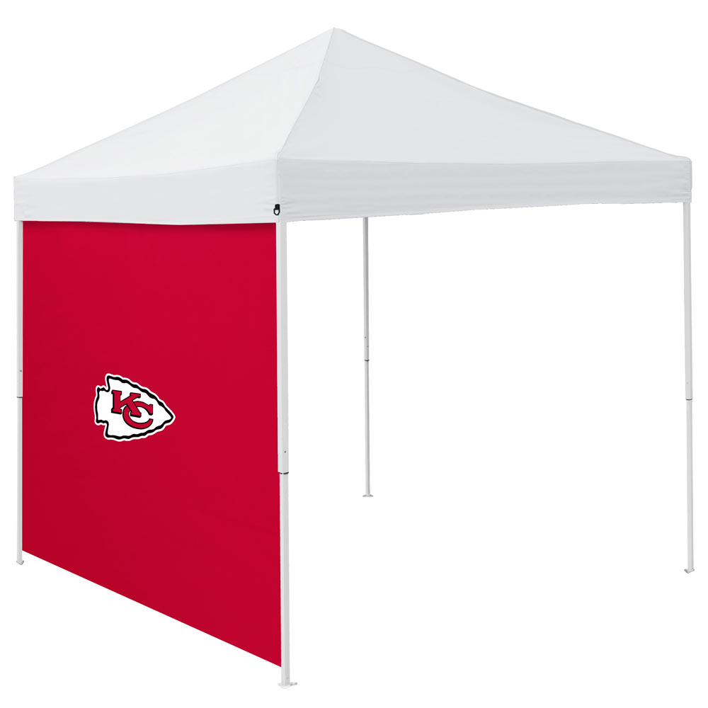 Kansas City Chiefs Tailgate Canopy Side Panel