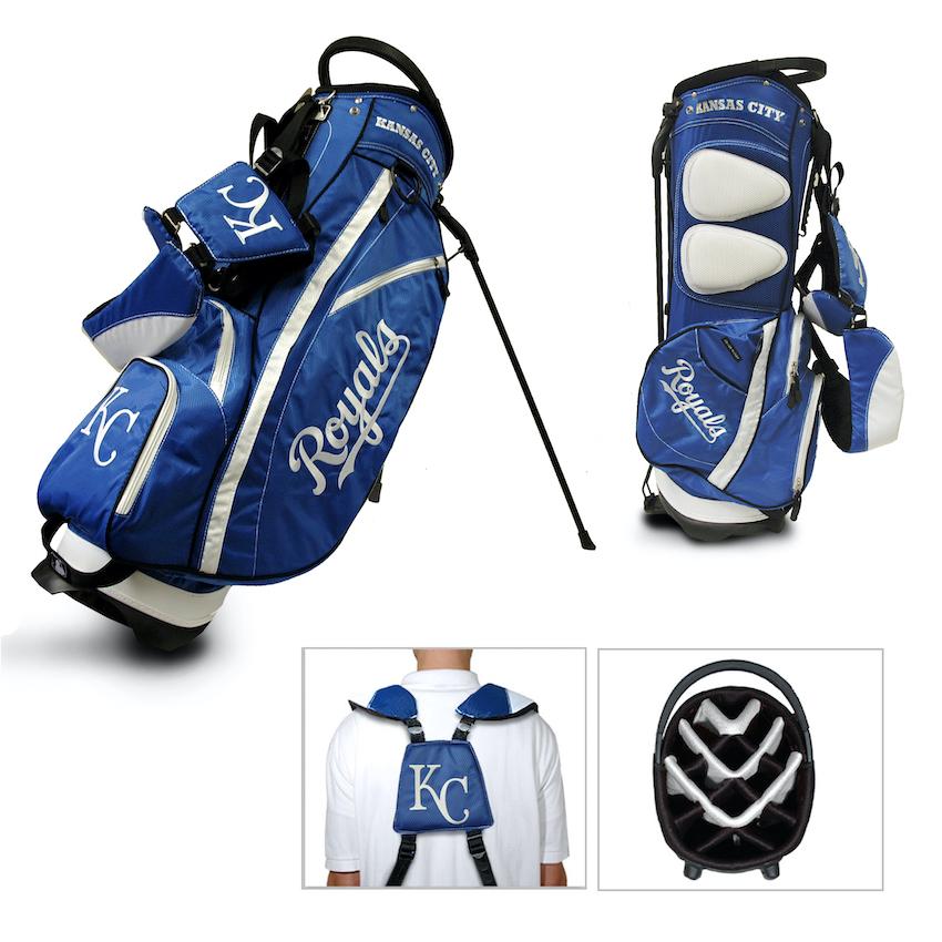 Kansas City Royals Fairway Carry Stand Golf Bag Buy At